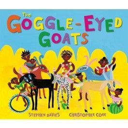 The Goggle-eyed Goats $14.95