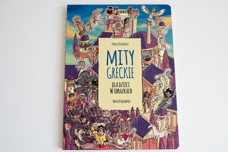 Mity greckie dla dzieci w obrazkach ksiazki dla dzieci001 by .