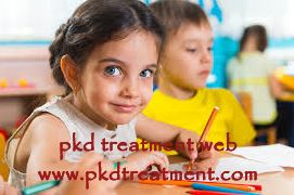 ARPKD is a kind of chronic kidney disease, which is very annoying and affects patients' life a lot. Children with ARPKD need to go to see doctors frequently in daily life, which makes them miss some classes in school. In addition, as cyst grows and enlarges, stomach can be seen very large, making children look like short and fat in shape.