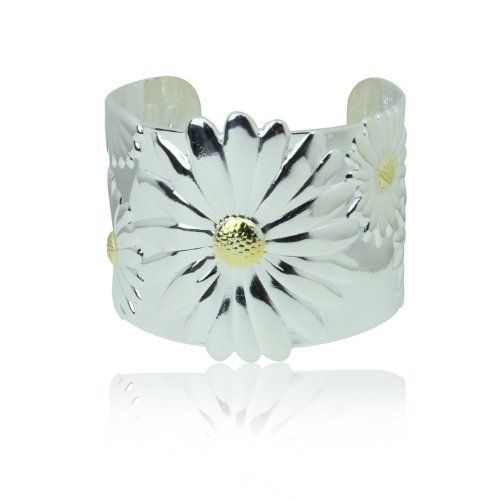 Daisy Cuff Links Luxe. $39.00