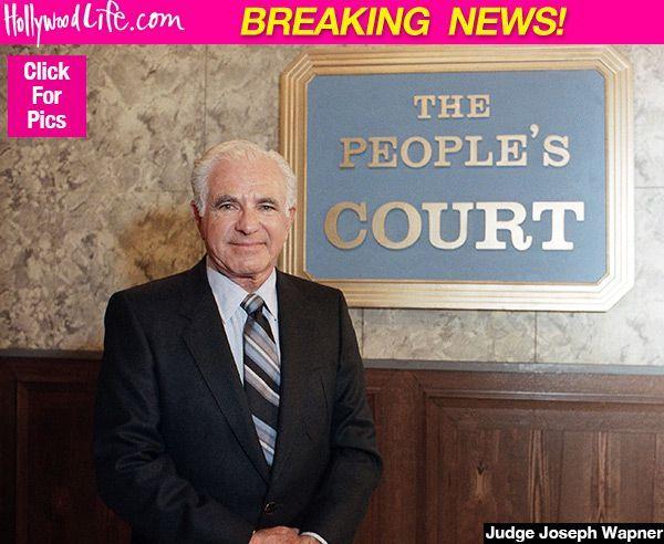 Judge Wapner Dead: 'People's Court' Judge Passed Away At 97