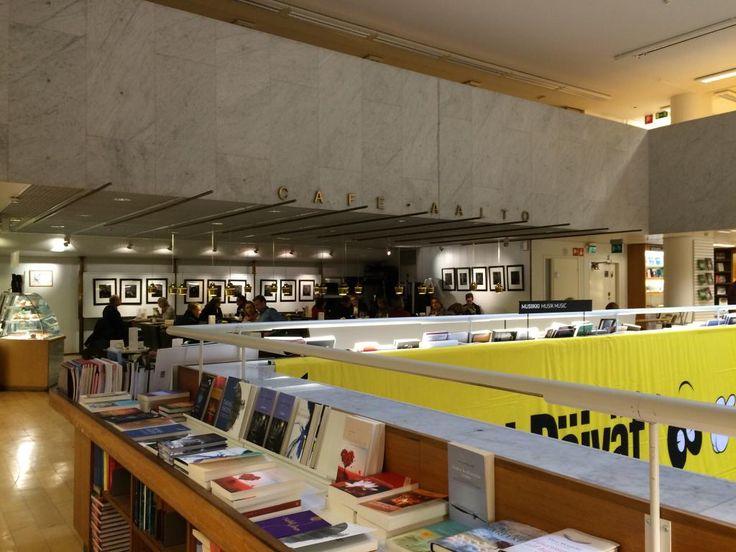 Academic Bookstore (Akateeminen Kirjakauppa) - Helsinki, Finlandia meridional - Opiniones y fotos - TripAdvisor