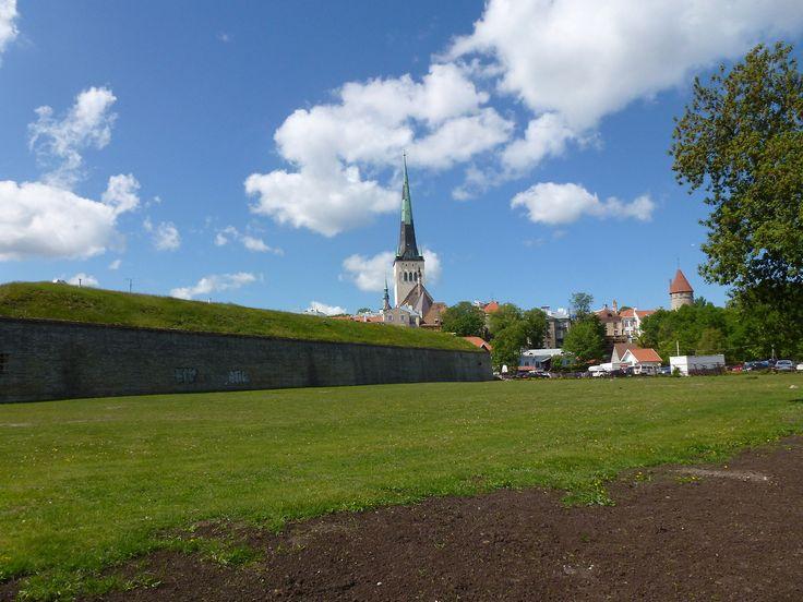 Tallinn - Paks Margareeta gate