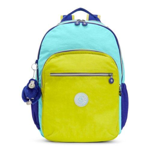 38d34ebdd Kipling Women's Seoul Go Large Laptop Backpack, Multi Combo ...