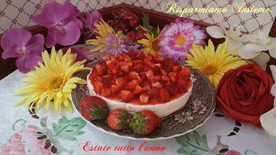 Risparmiamo Insieme - Let's save together: Estate tutto l'anno - Cheesecake con Mousse alle F...