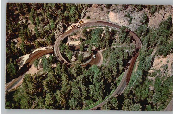 Pigtail Bridge Iron Mountain Road Black Hills South