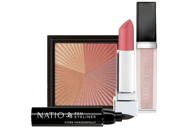 Road tested: Natio Sheer Delight Makeup Range | lip service how tos feature eye makeup and trends eye candy beauty tips beauty 2 beauty news beauty 2 picture