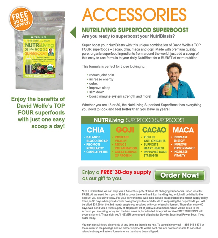 NutriBullet - Accessories