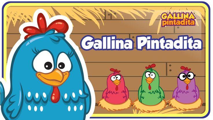 Gallina Pintadita - Gallina Pintadita 1 - OFICIAL - Lottie Dottie Chicke...