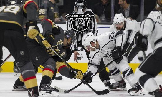 Los Angeles Kings Vs Vegas Golden Knights National Hockey League