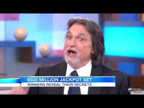 Richard Lustig 7 time Lottery Game Grand Prize Winner on Good Morning America - (More info on: https://1-W-W.COM/lottery/richard-lustig-7-time-lottery-game-grand-prize-winner-on-good-morning-america-2/)