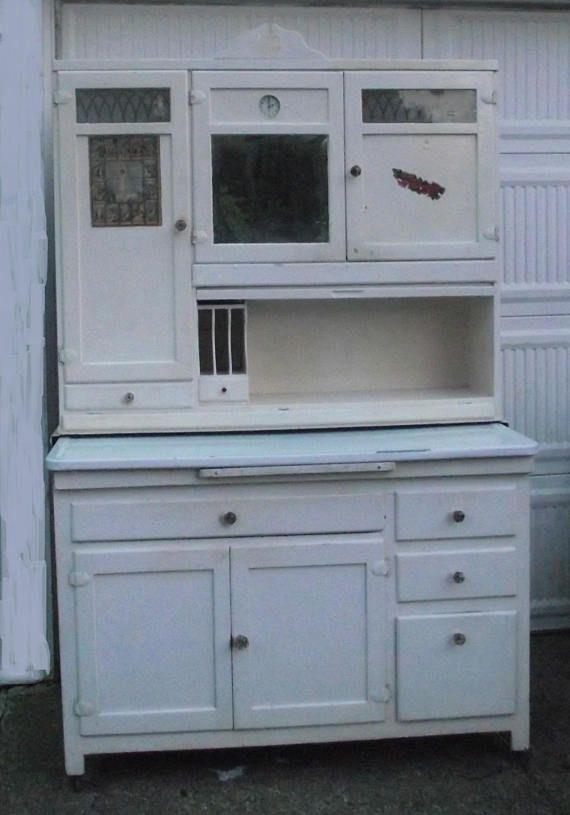 Clearance Boone Hoosier Baking Center Cabinet Kitchen