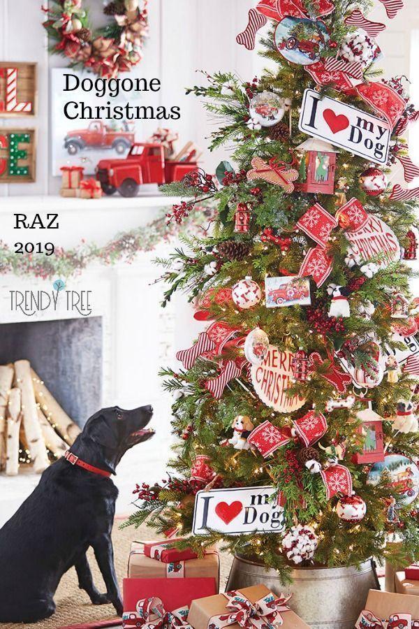 2019 Raz Christmas Tree Inspiration In 2020 Christmas Tree Inspiration Holiday Decor Trendy Tree