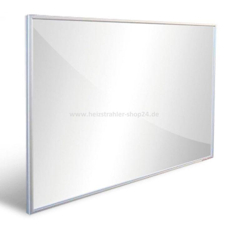 Spiegelheizung von Burda mit Infrarot // Mirror infrared heating by Burda