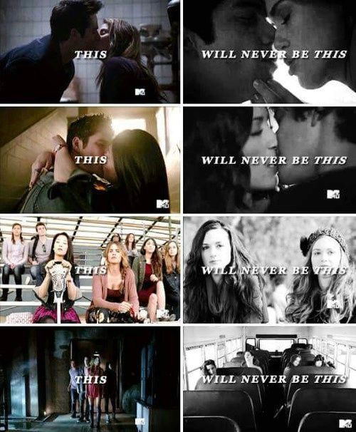 teen wolf, lydia martin, and scallison image<<< I like the new people, but I really miss the old people.