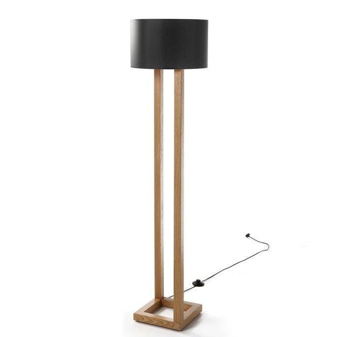 Stojací lampa Karalel Black | Bonami