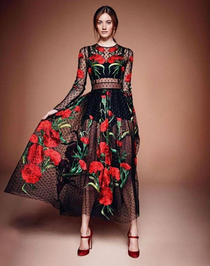 Dolce gabbana spring summer 2015 tatler uk march 2015 Fashion style oktober 2015