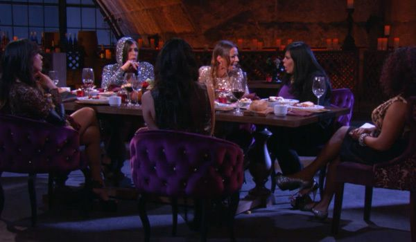Mob Wives New Blood Reunion – Drita and Renee Fight About Karen | OK! Magazine