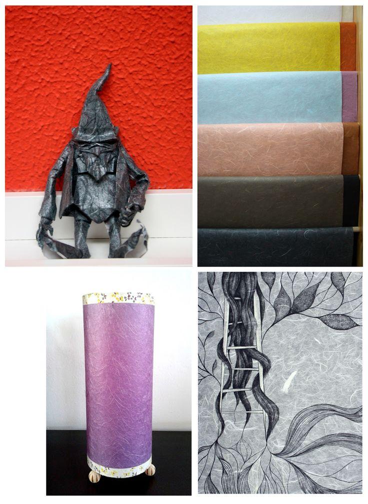 ¡Ya tenemos más colores del papel Unryu! Es un papel de seda tailandés con fibras de kozo, con un acabado precioso y múltiples aplicaciones. #Zoográfico #Papelesespeciales #Origami #Paperart #Scrapbooking #Vigo #Vigoshop