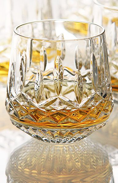 Waterford Lismore Crystal Whiskey tumblers Set of 4 Now $ 200.00