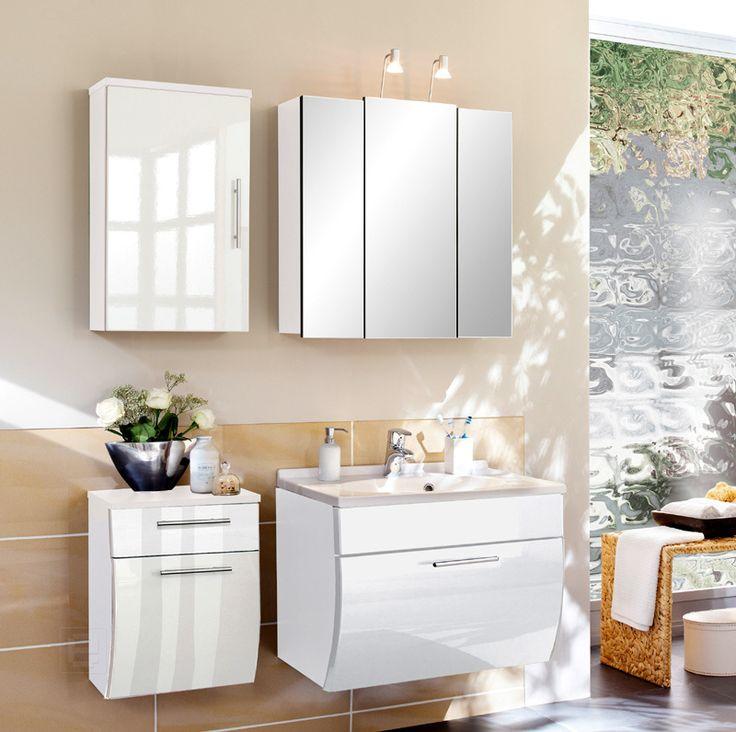Die besten 25+ Badezimmer spiegelschrank 60 cm breit Ideen auf ... | {Spiegelschränke bad 86}
