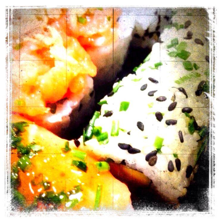 Sushi ...