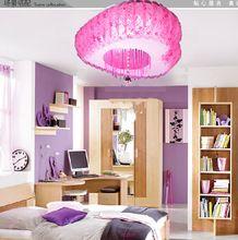 В форме сердца – в форме в форме цветка гостиной из светодиодов ресторан романтический розовый спальня минималистский современный творческий пастырской потолка