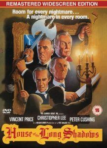 Pete Walker's final film House of The Long Shadows.
