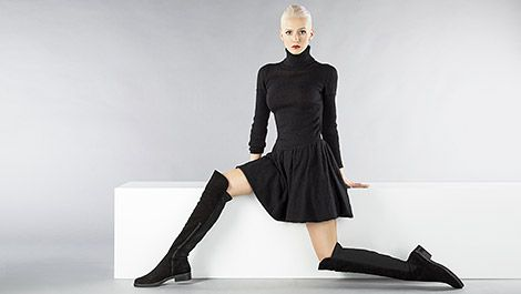 Overknee Stiefel – kaufen im offiziellen BUFFALO® Online-Shop