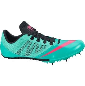 Nike Women's Zoom Rival S 7 Track and Field Shoe - Turquoise/Pink/Black   DICK'S Sporting Goods