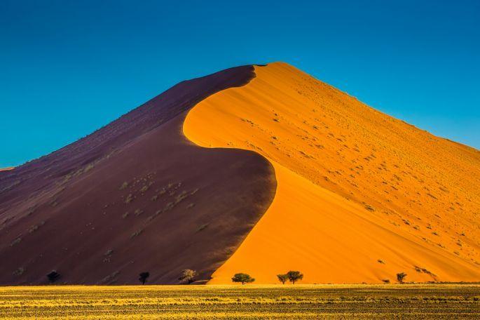 Lune de miel extra en Namibie : grandiose et démesure réunis dans cette terre immaculée