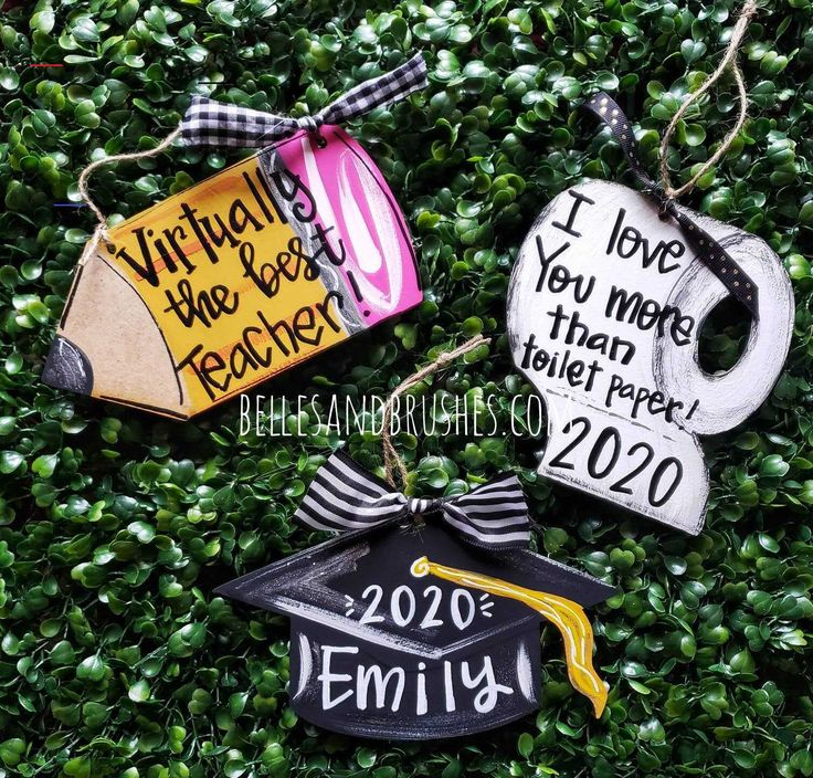 May ornament of the month, 2020 graduate ornament, toilet