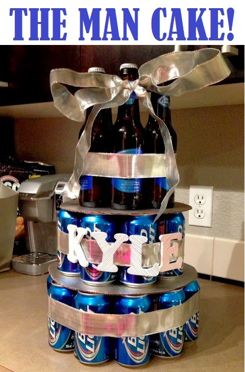 Best 25 Bud Light Cake Ideas On Pinterest