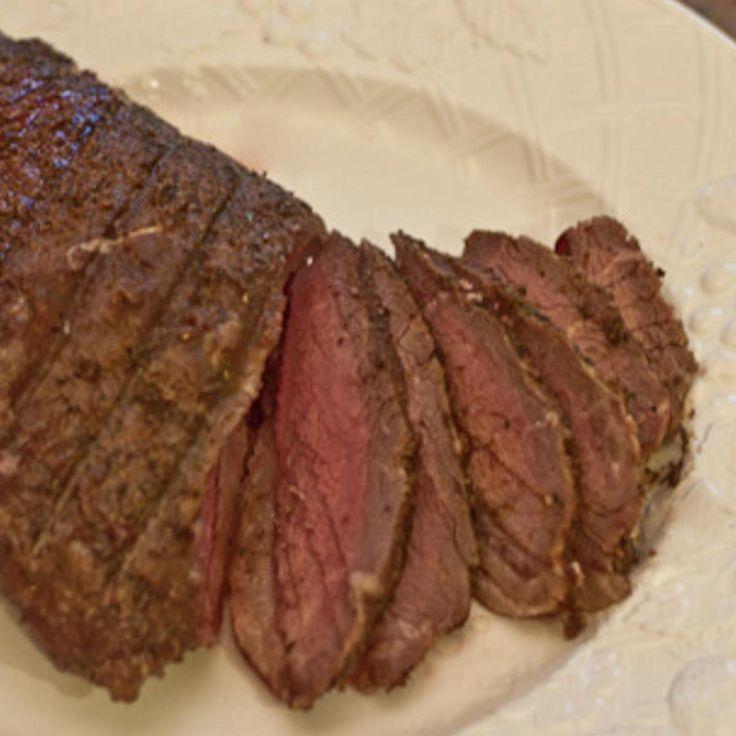 Smokr's Beef Tri-Tip