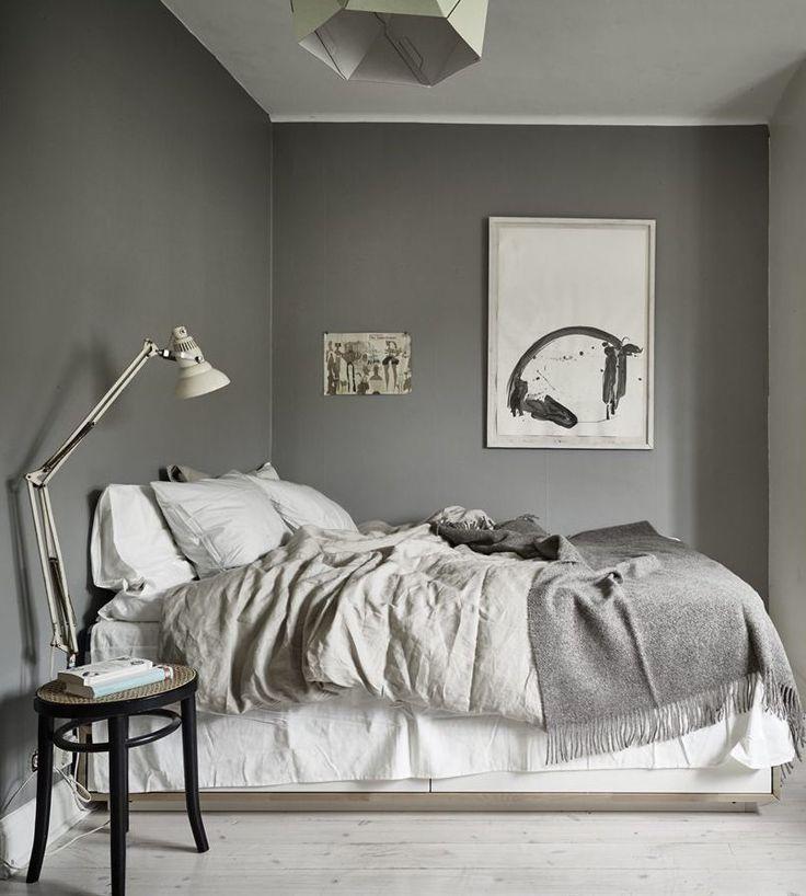 Home with a sleeping nook - via cocolapinedesign.com