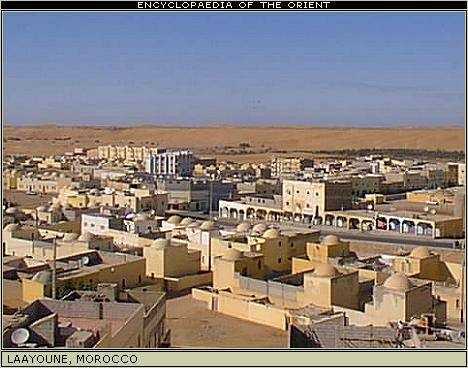 Laayoune, Western Sahara's CapitalCity