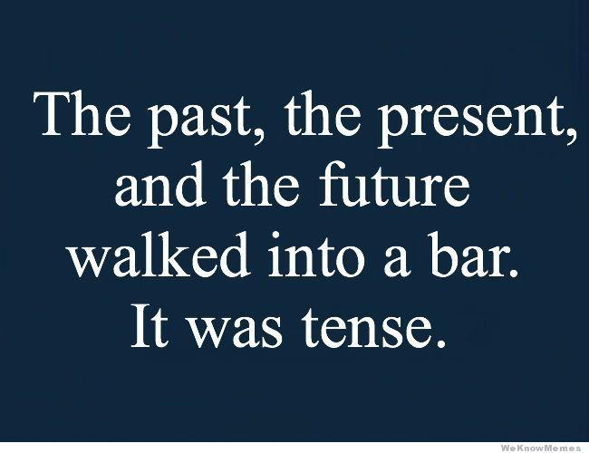 Funny Grammar Jokes via @HubSpot