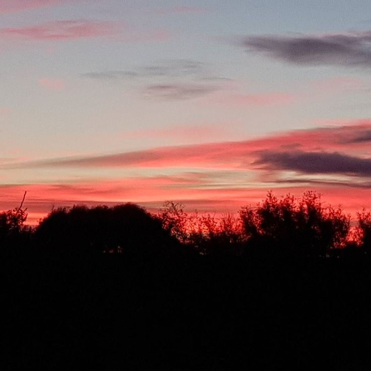 What an amazing sunrise don't you think? Time for a leisurely breakfast before anyone else appears....enjoy your day x  #arkangelcreations #handmade #hminaus #hminsa #aussiemade #htlmp #htla #sensory #sensoryplay #meadowscountrymarket #sunriseovermonarto #sunrise
