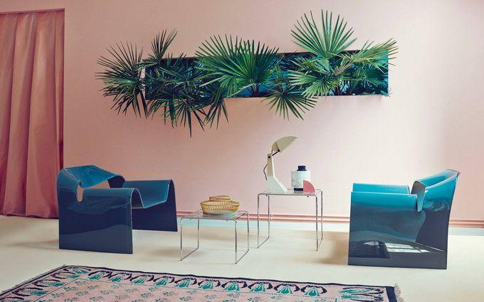 Тропический интерьер от Studiopepe