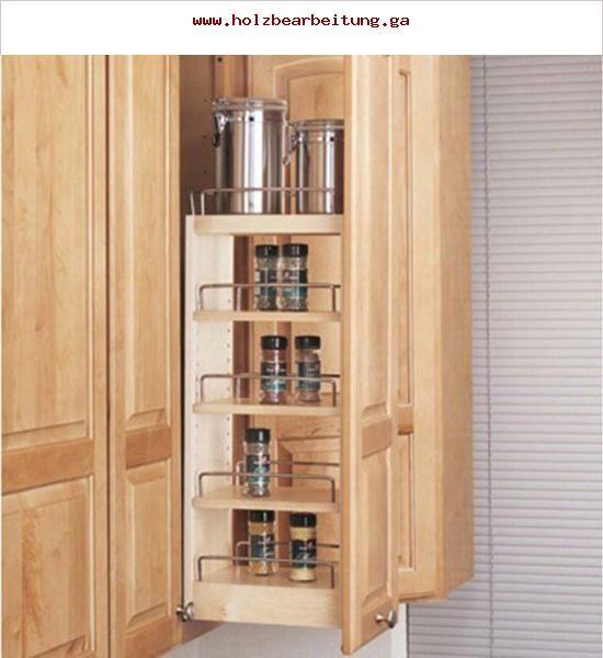 Wandschrank Organisatoren Aus Holz Rev A Shelf 448 Serie