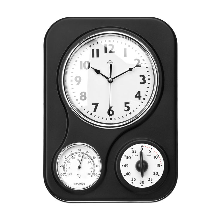 Funkpopart offers Scandi style home accessories, lights and clocks for Scandinavian styled homes with free UK delivery. This scandi plastic wall clock is a great example of retro functionality and design. Incorporating a clock, timer and thermometer this would work well in any kitchen no matter wether it is retro or contemporary in design. A simple piece with a great impact on the wall.