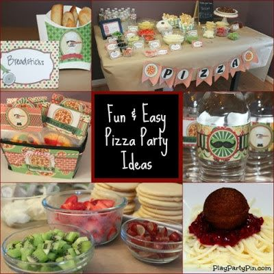 Play. Party. Pin.: 20 Fun and Creative Fall Party Ideas