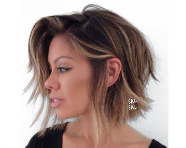Modne fryzury średnie 2016 - śliczne, kobiece i na czasie!