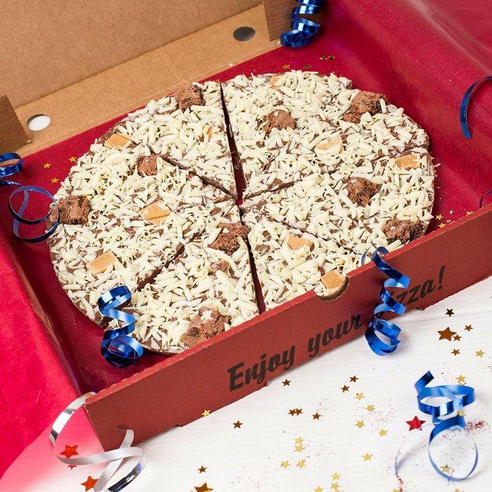 Personalised Chocoholics Pizza | GettingPersonal.co.uk