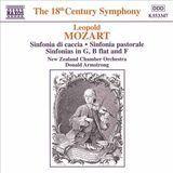 Leopold Mozart: Sinfonias [CD], 00000000000332845
