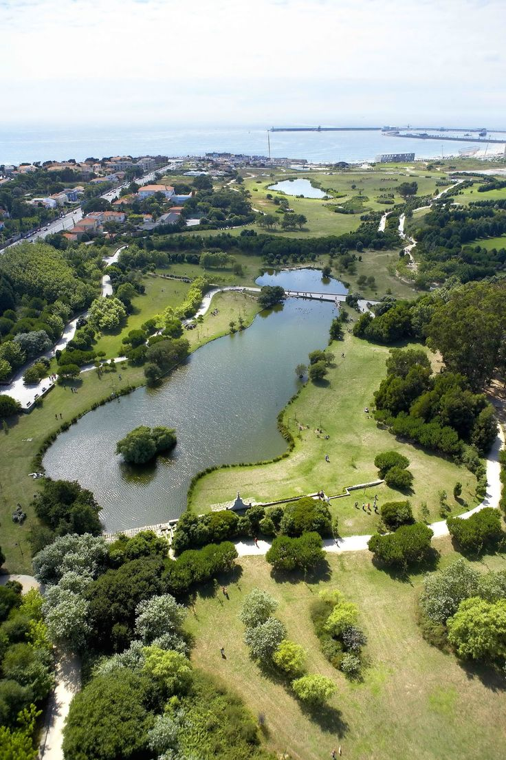 Parque da Cidade, Porto, Portugal
