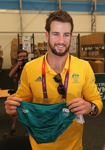 Can't believe James Magnussen is only 21.