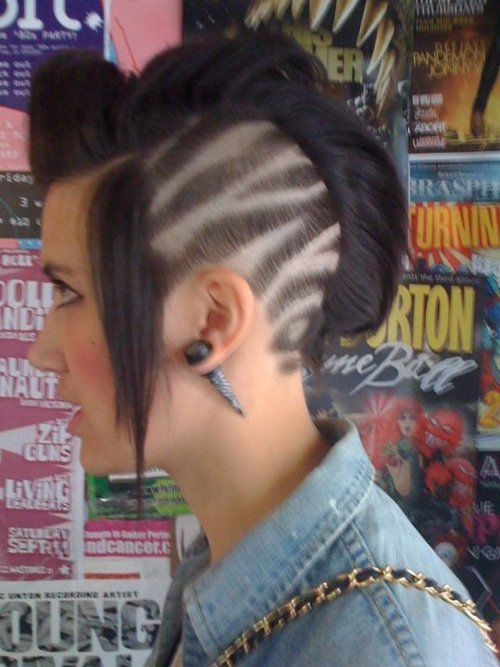 Outstanding 17 Best Images About Shaved Styles On Pinterest Alice Dellal Hairstyle Inspiration Daily Dogsangcom