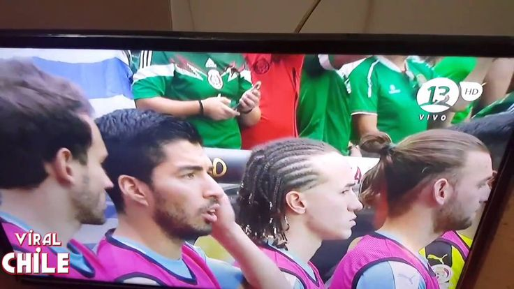 Himno chileno Para Uruguay en Partido Uruguay vs Mexico | Copa America || Viral Chile - http://tickets.fifanz2015.com/himno-chileno-para-uruguay-en-partido-uruguay-vs-mexico-copa-america-viral-chile/ #CopaAmérica