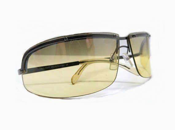 Vintage Police Sonnenbrille Mod. 2745   Aviator